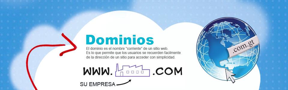 Registro de Dominios de Internet en Guatemala